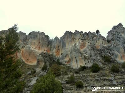 La Fuentona y el Sabinar de Calatañazor; senderismo rutas;grandes rutas senderismo